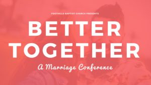 marriage conference featured image